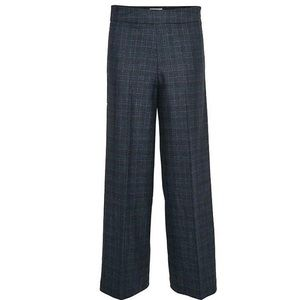 PART TWO High Rise Wide Leg Wool Blend Trousers Sz 4